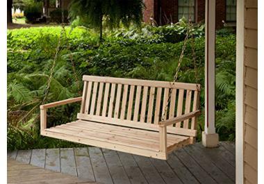 balancelle bois acheter balancelles bois en ligne sur livingo. Black Bedroom Furniture Sets. Home Design Ideas