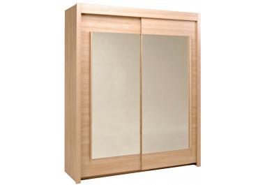 armoire portes coulissantes acheter armoires portes coulissantes en ligne sur livingo. Black Bedroom Furniture Sets. Home Design Ideas